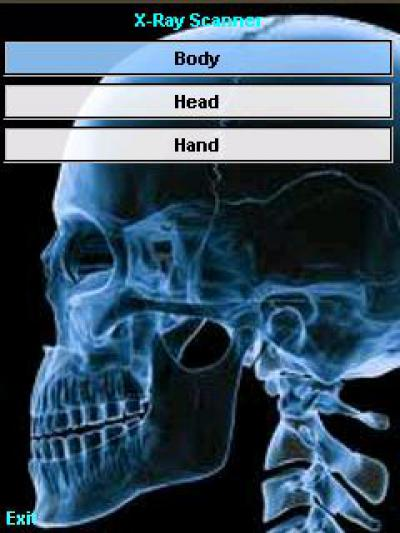 photo x-ray scanner software free