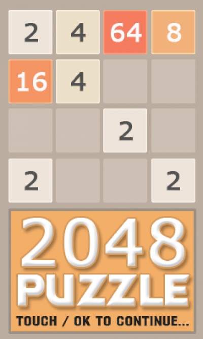 2048 for Java - Opera Mobile Store