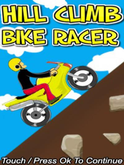 Hill climb Bike Racer for Java - Opera Mobile Store