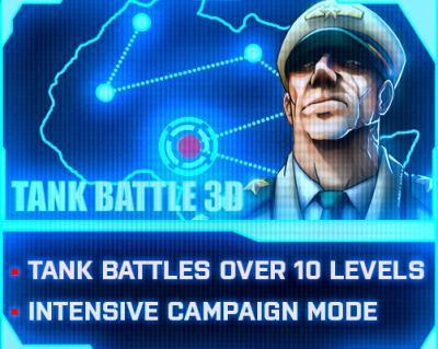 Tank Battle 3D for Java - Opera Mobile Store