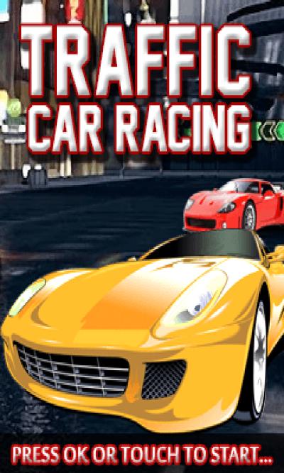 Traffic Car Racing for Java - Opera Mobile Store
