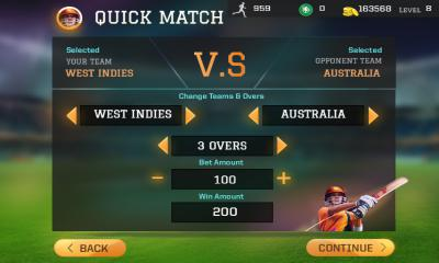 Cricket Unlimited for Java - Opera Mobile Store
