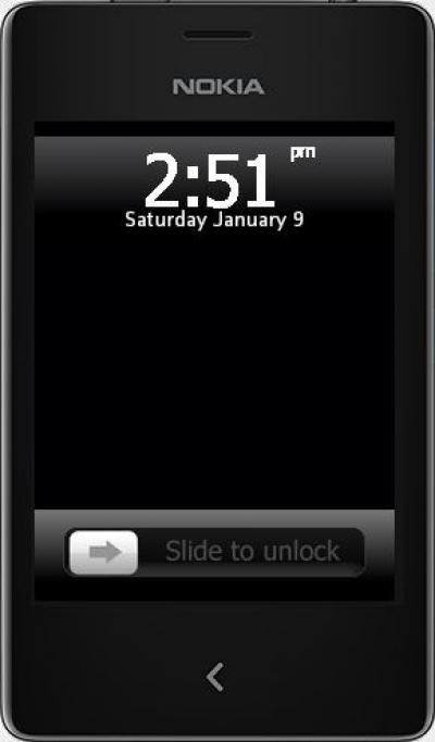 Screen Lock for Java - Opera Mobile Store