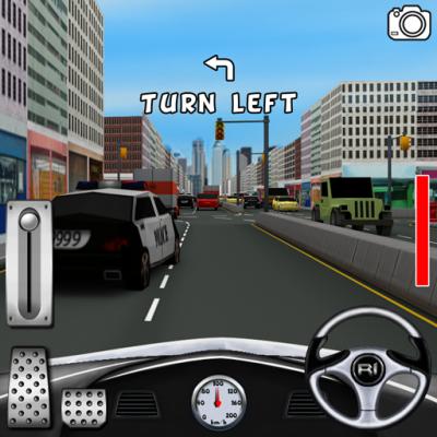 Free Games Download : Highway Race 3D