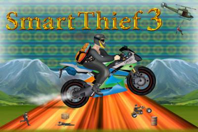 Smart Thief 3 for Java - Opera Mobile Store