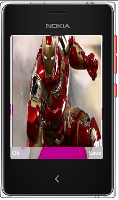 Iron Man 3 for Java - Opera Mobile Store