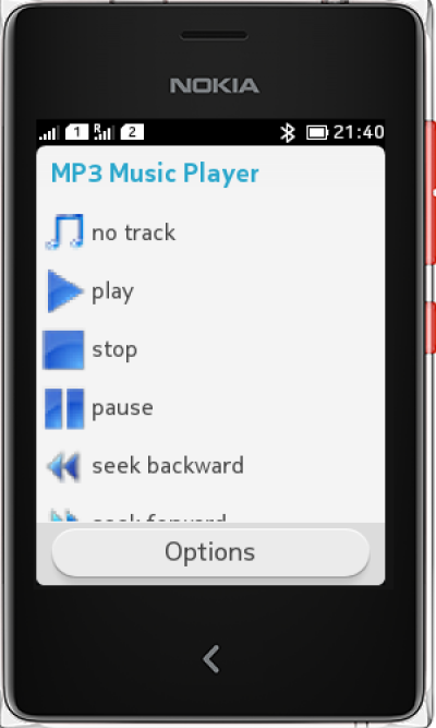 MP3 Music Player for Java - Opera Mobile Store